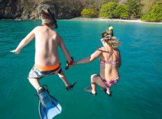 Costa Rica Upgraded Family Adventure